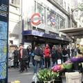ロンドン:地下鉄の乗り方・乗換え方と、オイスターカードの使い方